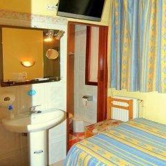 Отель CH Plaza D'Ort Rooms Madrid Стандартный номер с различными типами кроватей фото 4