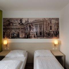 Отель Eurohotel Vienna Airport 3* Стандартный номер с 2 отдельными кроватями