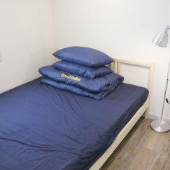 Отель Seoul Dalbit Dongdaemun Guesthouse 2* Стандартный номер с различными типами кроватей