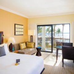Отель Sofitel Fiji Resort And Spa 5* Номер Делюкс с различными типами кроватей