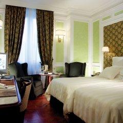 Отель Montebello Splendid 5* Номер Делюкс