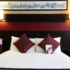 Отель Crowne Plaza Manchester Airport 4* Стандартный номер