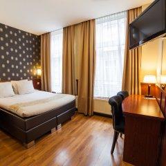 Hotel De Paris Amsterdam 3* Стандартный номер с различными типами кроватей фото 11