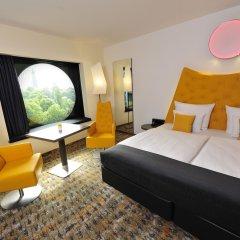 Отель ARCOTEL Onyx Hamburg 4* Улучшенный номер с различными типами кроватей