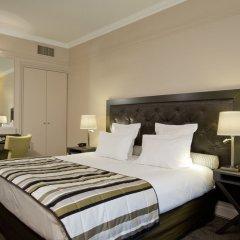 Отель Hôtel California Champs Elysées комната для гостей фото 2