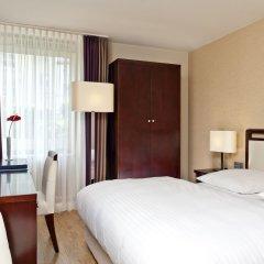 Radisson Blu Badischer Hof Hotel 4* Стандартный номер с различными типами кроватей фото 6