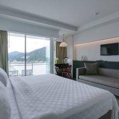 Отель Sugar Palm Grand Hillside 4* Улучшенный номер разные типы кроватей фото 3