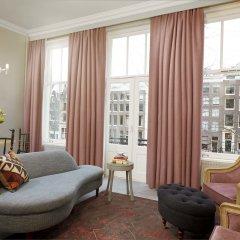 Hotel Pulitzer Amsterdam 5* Люкс с различными типами кроватей фото 2