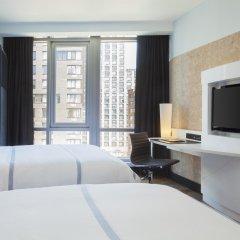 Отель Hyatt Union Square New York США, Нью-Йорк - 1 отзыв об отеле, цены и фото номеров - забронировать отель Hyatt Union Square New York онлайн комната для гостей