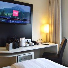 Thon Hotel Brussels Airport 3* Стандартный номер с различными типами кроватей