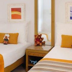 Отель Movenpick Resort & Spa Tala Bay Aqaba 5* Улучшенный семейный номер с различными типами кроватей