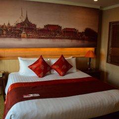 Отель Ramada Plaza by Wyndham Bangkok Menam Riverside 5* Президентский люкс с различными типами кроватей
