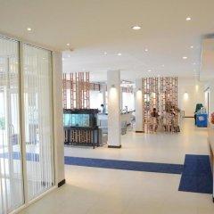 Отель Patong Bay Residence внутренний интерьер
