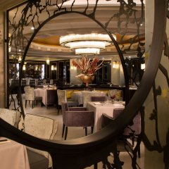 Отель Waldorf Astoria New York Нью-Йорк обед