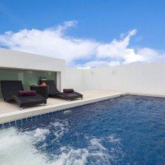Апартаменты The Regent Phuket Serviced Apartment Kamala Beach терраса/патио