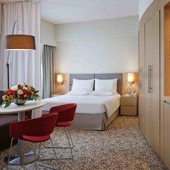 Отель Novotel Suites Mall of the Emirates 3* Улучшенный люкс с различными типами кроватей