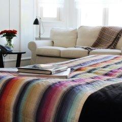 Avenue Hotel Copenhagen 3* Улучшенный номер с разными типами кроватей