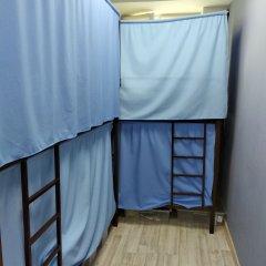 Хостел Russland Кровать в мужском общем номере