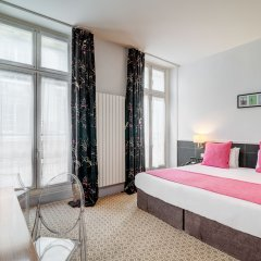 Отель Hôtel Caumartin Opéra - Astotel 3* Улучшенный номер с различными типами кроватей