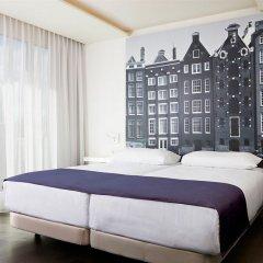 NH Collection Amsterdam Grand Hotel Krasnapolsky 5* Улучшенный номер с различными типами кроватей