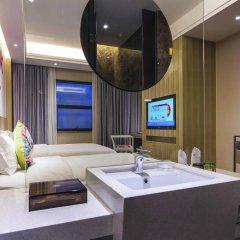 PACO Hotel Guangzhou Dongfeng Road Branch 3* Улучшенный номер с различными типами кроватей