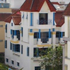 Отель Niku Guesthouse собственный двор