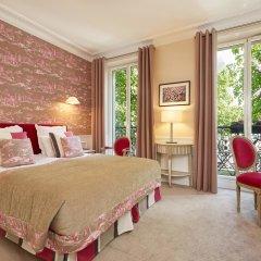 Hotel Relais Saint Jacques 4* Номер Делюкс с различными типами кроватей