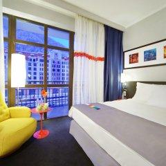 Гостиница Парк Инн от Рэдиссон Роза Хутор (Park Inn by Radisson Rosa Khutor) 4* Номер Бизнес с различными типами кроватей