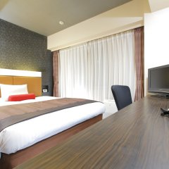 Hotel MyStays Hamamatsucho 2* Улучшенный номер с различными типами кроватей