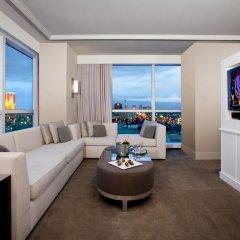 Отель Hard Rock Hotel & Casino Лас-Вегас жилая площадь