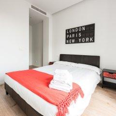 Отель Puerta de Toledo City Center 1E Апартаменты с различными типами кроватей