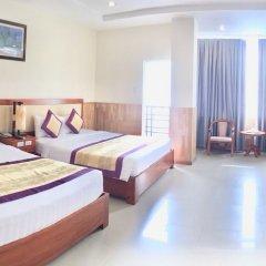 Nhat Thanh Hotel 3* Улучшенный номер с разными типами кроватей
