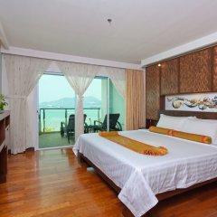 Отель The Bliss South Beach Patong 3* Люкс повышенной комфортности разные типы кроватей фото 2