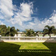 Отель Eden Resort собственный двор фото 2