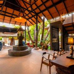 Отель Ananta Thai Pool Villas Resort Phuket киоск регистрации заезда/выезда