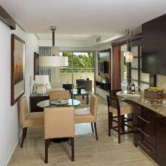 Отель The Reserve at Paradisus Palma Real - Все включено 5* Семейный люкс с двуспальной кроватью