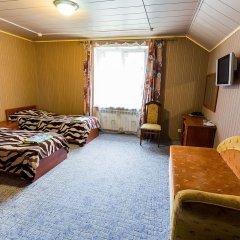 Гостиница Эльбрусия Стандартный номер с различными типами кроватей