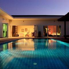 Отель Phuket Lagoon Pool Villa открытый бассейн