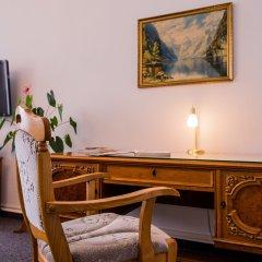 Отель Gastehaus Stadt Metz 3* Люкс с различными типами кроватей
