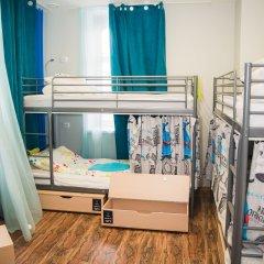 Хостел Кислород O2 Home Кровать в общем номере фото 19