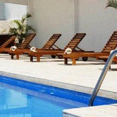 Отель Terracaribe Hotel Мексика, Канкун - отзывы, цены и фото номеров - забронировать отель Terracaribe Hotel онлайн закрытый бассейн