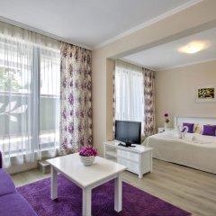 White Rock Castle Suite Hotel 4* Студия разные типы кроватей