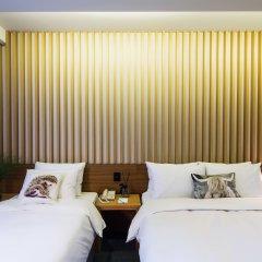 Hotel Denim Seoul 3* Номер Делюкс с 2 отдельными кроватями