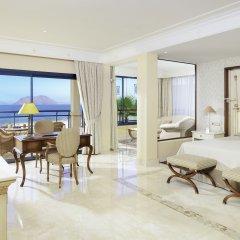 Gran Hotel Atlantis Bahia Real G.L. 5* Люкс с различными типами кроватей