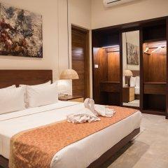 Отель The Villa by Contemporary Ceylon 4* Номер Делюкс с различными типами кроватей