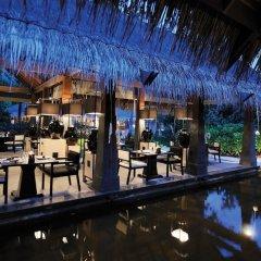 Отель Ayada Maldives обед