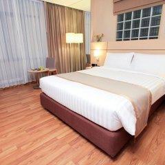 Отель Petals Inn 3* Номер Делюкс