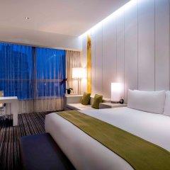 Grand Mercure Shanghai Century Park Hotel 4* Номер Делюкс с различными типами кроватей