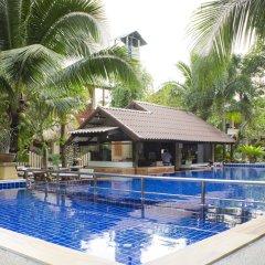 Отель Kata Country House открытый бассейн фото 2