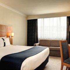 Отель Holiday Inn London-Bloomsbury 3* Стандартный номер с двуспальной кроватью